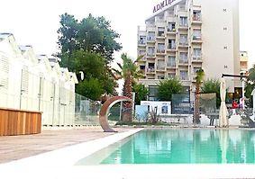 HOTEL ADMIRAL, RICCIONE ***