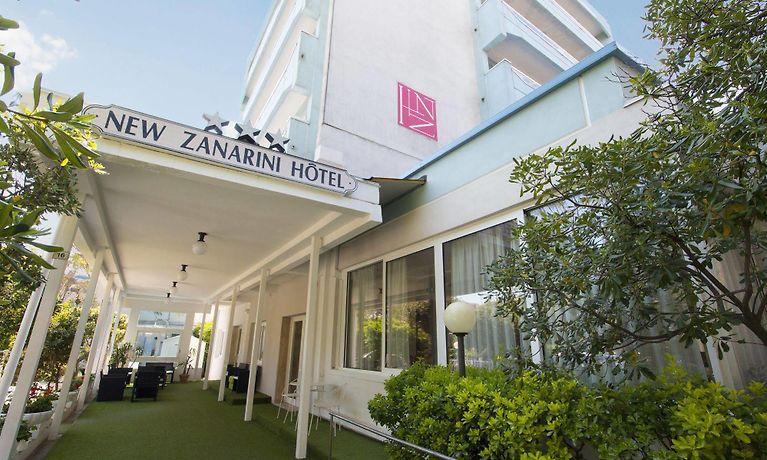 Hotel new zanarini riccione